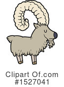 Royalty-Free (RF) Goat Clipart Illustration #1527041