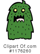 Goblin Clipart #1176260 by lineartestpilot