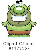 Royalty-Free (RF) Goblin Clipart Illustration #1179957