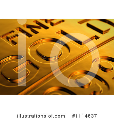 Gold Clipart #1114637 by stockillustrations