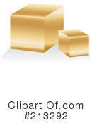Gold Bar Clipart #213292
