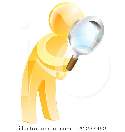 Search Clipart #1237652 by AtStockIllustration