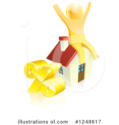 Roofing Clipart #1248617 by AtStockIllustration