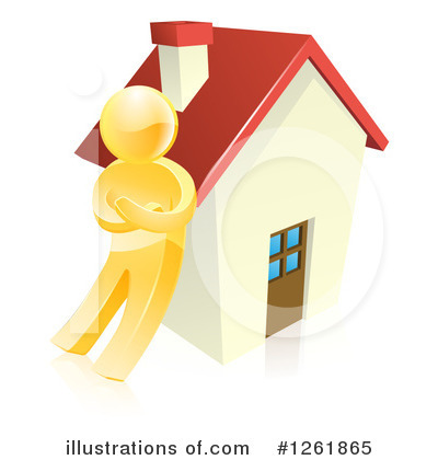 Construction Clipart #1261865 by AtStockIllustration