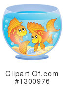 Goldfish Clipart #1300976 by visekart