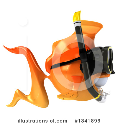 Goldfish Clipart #1341896 by Julos