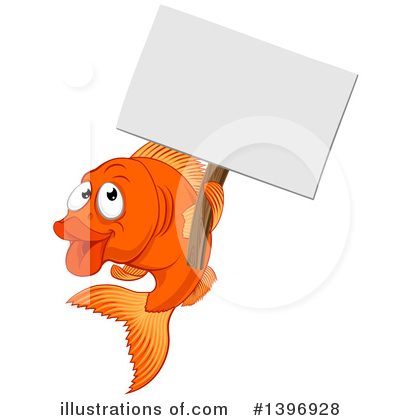 Fish Clipart #1396928 by AtStockIllustration