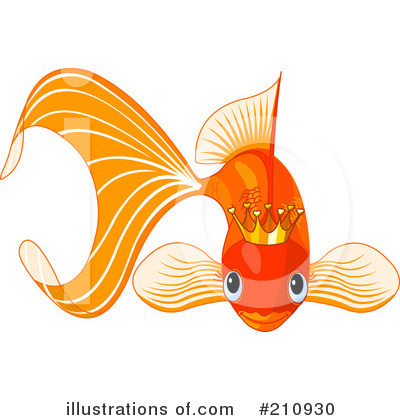 Fish Clipart #210930 by Pushkin
