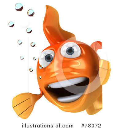 Goldfish Clipart #78072 by Julos