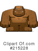 Golem Clipart #215228 by Cory Thoman