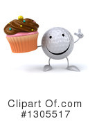 Golf Ball Character Clipart #1305517 by Julos