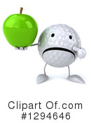 Golf Ball Clipart #1294646 by Julos
