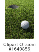 Golf Clipart #1640856 by Steve Young