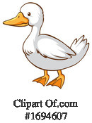 Goose Clipart #1694607 by Graphics RF
