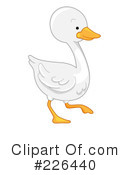 Goose Clipart #226440 by BNP Design Studio