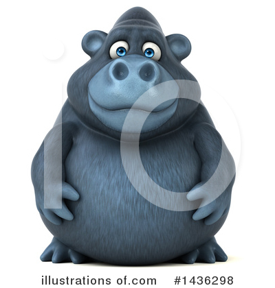 Monkey Clipart #1436298 by Julos