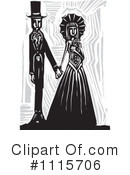 Royalty-Free (RF) gothic Clipart Illustration #1115706