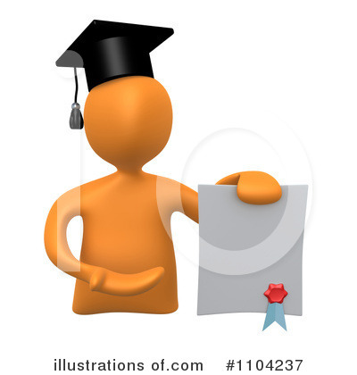 Education Clipart #1104237 by 3poD