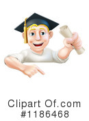 Graduate Clipart #1186468 by AtStockIllustration