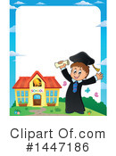Graduate Clipart #1447186 by visekart