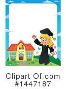Graduate Clipart #1447187 by visekart