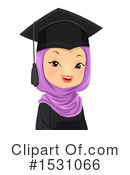 Graduate Clipart #1531066 by BNP Design Studio
