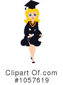 Graduation Clipart #1057619 by BNP Design Studio