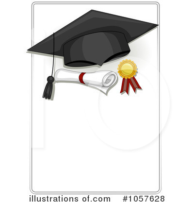 Royalty-Free (RF) Graduation Clipart Illustration by BNP Design Studio ...