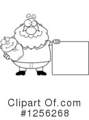 Grandpa Clipart #1256268 by Cory Thoman