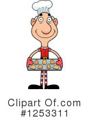 Grandpa Elf Clipart #1253311 by Cory Thoman