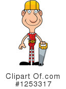 Grandpa Elf Clipart #1253317 by Cory Thoman
