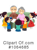 Grandparents Clipart #1064685 by BNP Design Studio