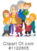 Grandparents Clipart #1122805 by BNP Design Studio