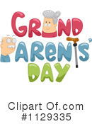 Grandparents Clipart #1129335 by BNP Design Studio