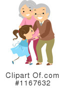 Grandparents Clipart #1167632 by BNP Design Studio