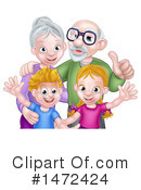 Grandparents Clipart #1472424 by AtStockIllustration