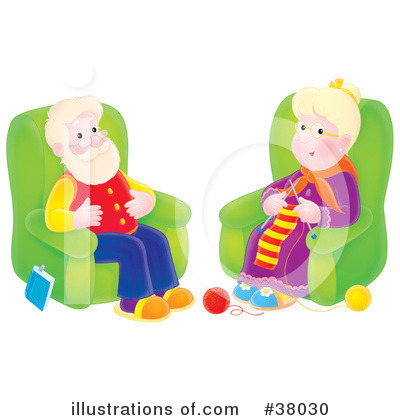 Couple Clipart #38030 by Alex Bannykh