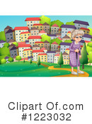 Granny Clipart #1223032 by Graphics RF