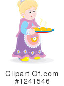 Granny Clipart #1241546 by Alex Bannykh