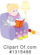 Granny Clipart #1315488 by Alex Bannykh