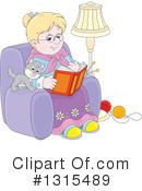 Granny Clipart #1315489 by Alex Bannykh