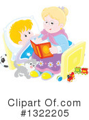 Granny Clipart #1322205 by Alex Bannykh