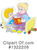 Granny Clipart #1322206 by Alex Bannykh