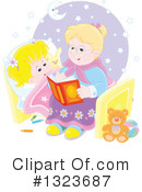 Granny Clipart #1323687 by Alex Bannykh