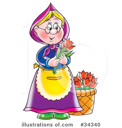 Granny Clipart #34340 by Alex Bannykh