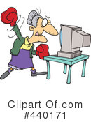 Granny Clipart #440171 by toonaday