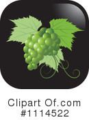 Grapes Clipart #1114522 by Lal Perera