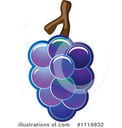 Winery Clipart #1119832 by Leo Blanchette