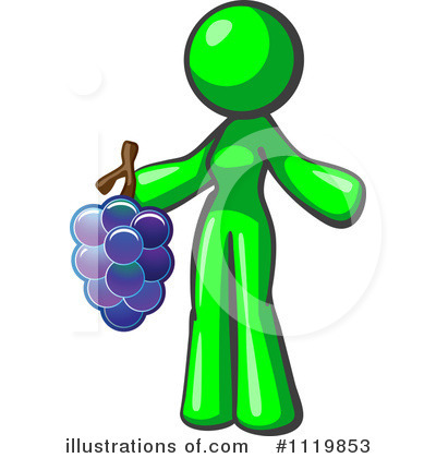 Green Design Mascot Clipart #1119853 by Leo Blanchette