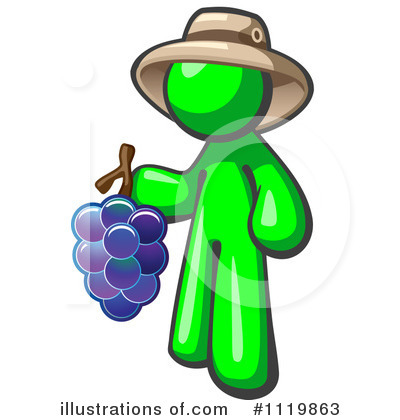 Green Design Mascot Clipart #1119863 by Leo Blanchette